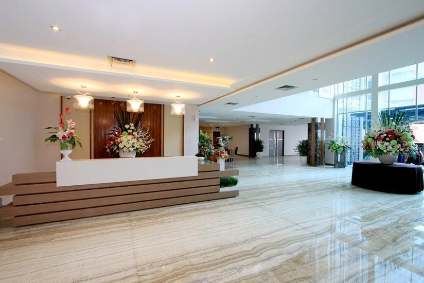 Pasar Baru Square Hotel Bandung - Lobby