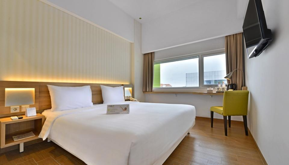 Whiz Prime Hotel Basuki Rahmat Malang Malang - Superior Double Room Only Regular Plan