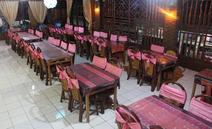 Anju Cottage Samosir - Restaurant