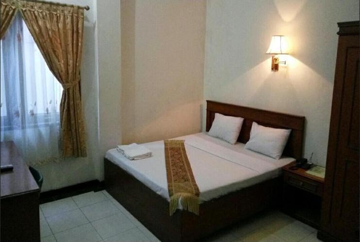 Grand Jamrud 1 Hotel Samarinda - Kamar Tidur