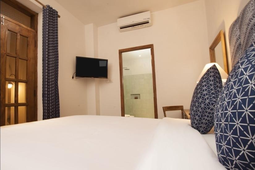 Adhisthana Hotel Yogyakarta - Deluxe Double Lantai Atas Dengan Sarapan Regular Plan