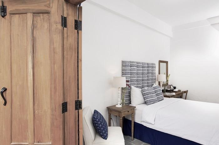 Adhisthana Hotel Yogyakarta - Deluxe Double Lantai Satu Dengan Sarapan Regular Plan