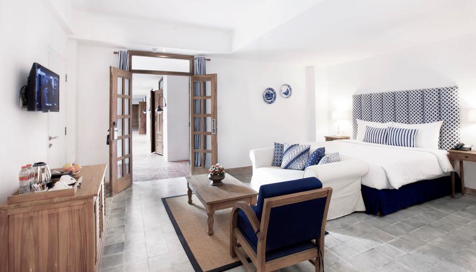 Adhisthana Hotel Yogyakarta - Studio Suite Upper Floor Room Only Regular Plan