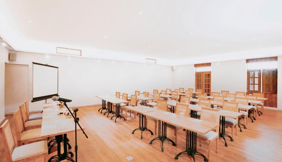 Adhisthana Hotel Yogyakarta - Meeting room facility