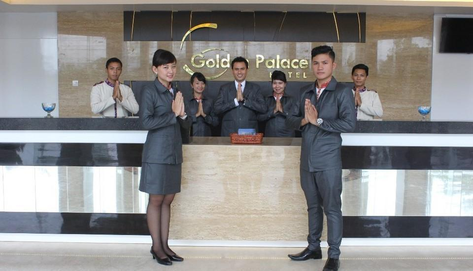 Golden Palace Lombok - Staff Front Office