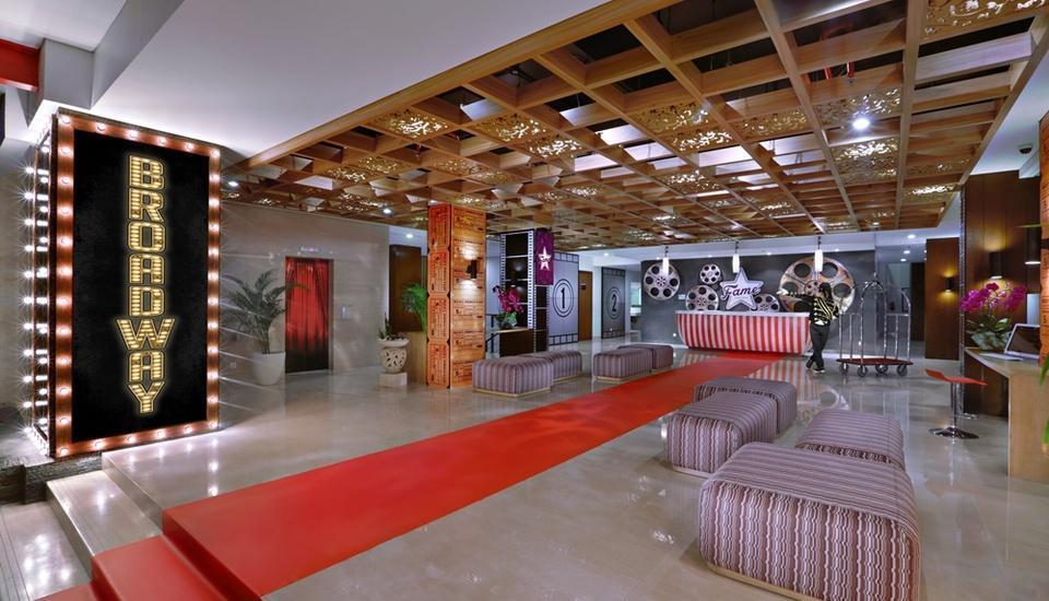 Fame Hotel Sunset Road Kuta Bali - Lobby