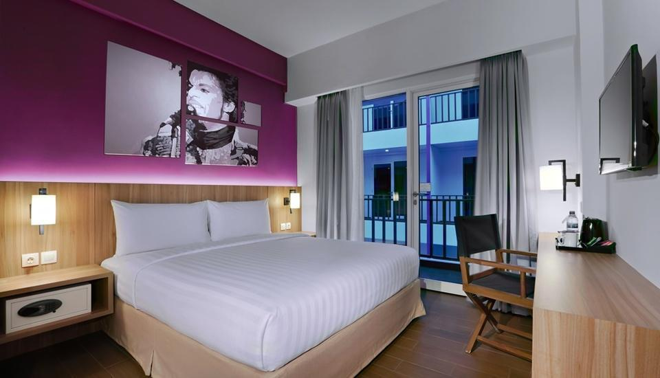 Fame Hotel Sunset Road Kuta Bali - Superior Room with Balcony Last Minute