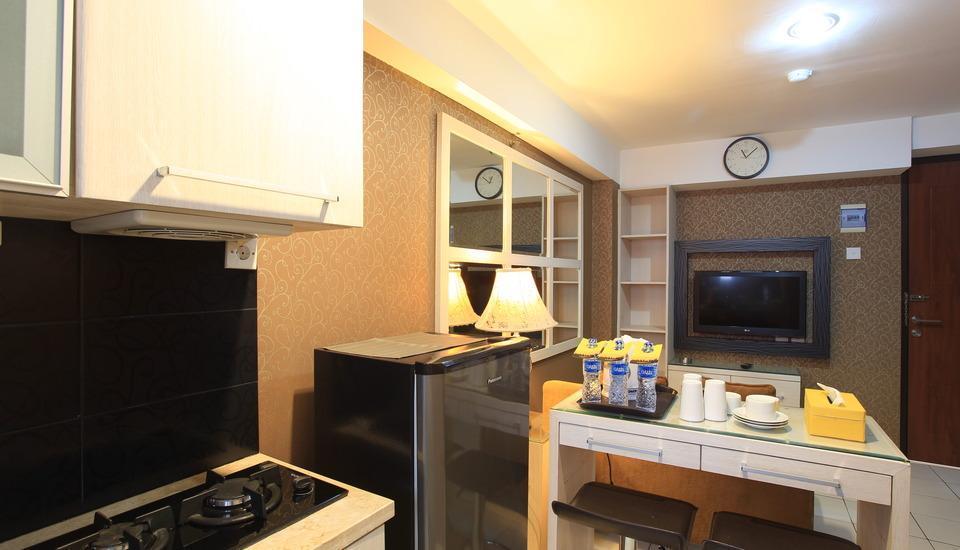 Lite Rooms Jakarta - DAPUR