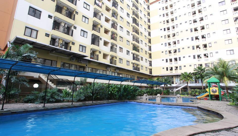 Lite Rooms Jakarta - Kolam Renang