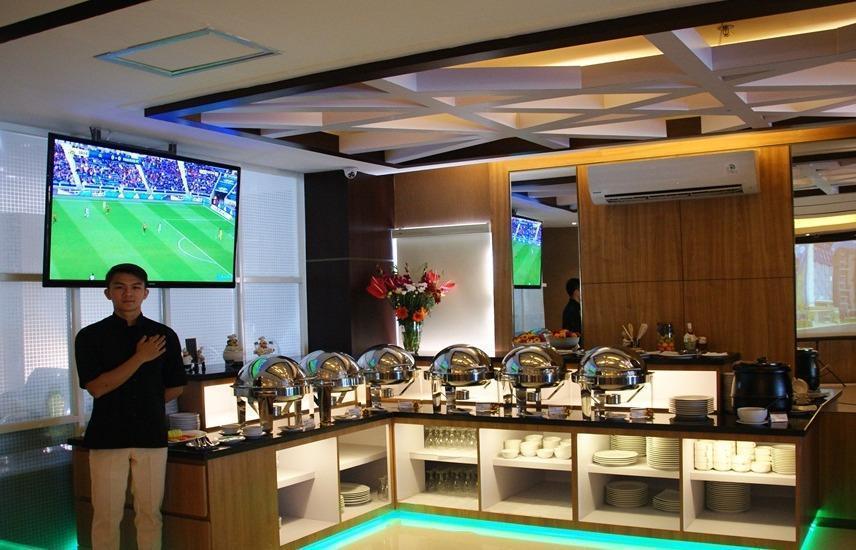 Jles Hotel Manado Manado - Interior