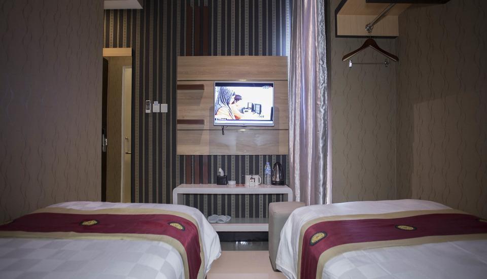 Jles Hotel Manado Manado - Deluxe Twin