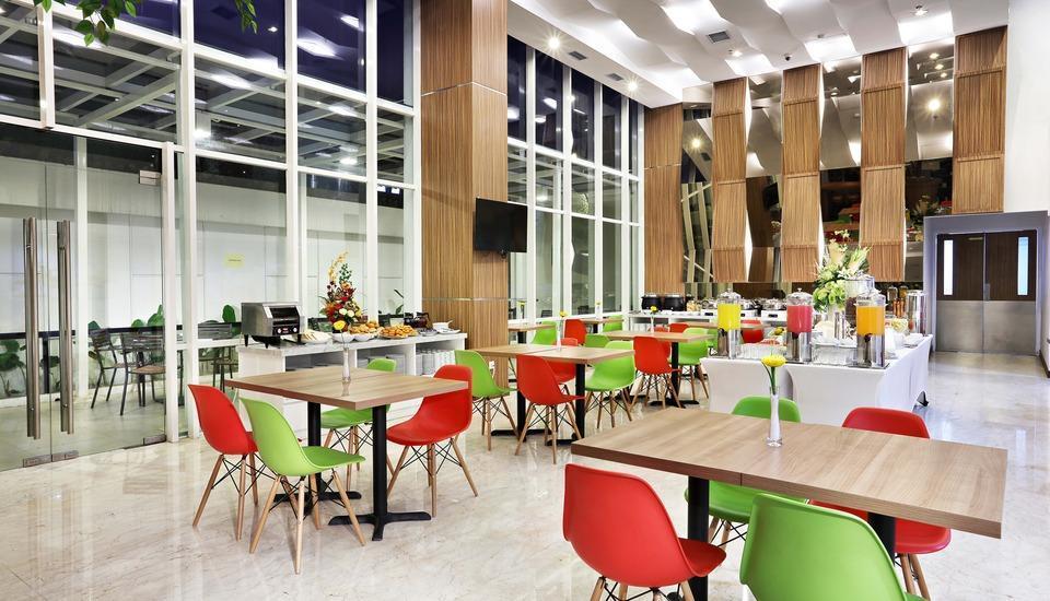 Cordela Hotel Senen - Restoran