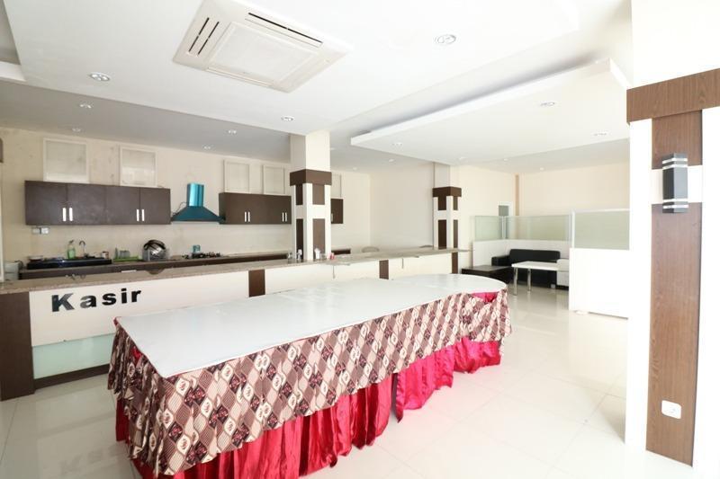 NIDA Rooms Monjali Monument Tugu Jogja - Restoran