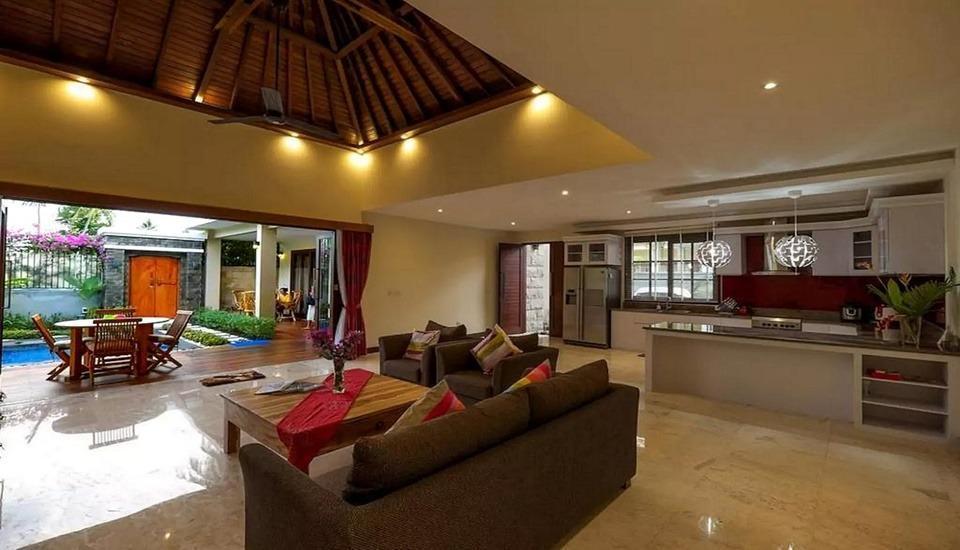 Villa Mantika Lombok Lombok - Luxury Private 2 Bdr Villa With Pool Regular Plan