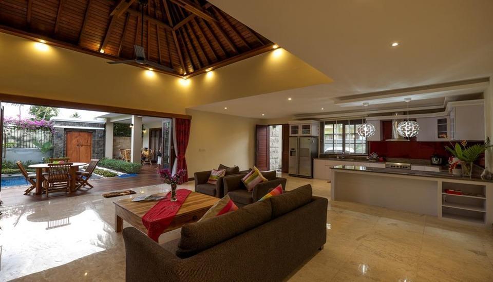 Villa Mantika Lombok Lombok - Luxury Private 3 Bdr Villa With Pool Basic Deal