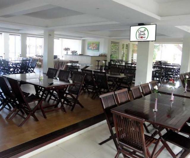 Casa Monte Rosa Hotel Bogor - Ruang Makan