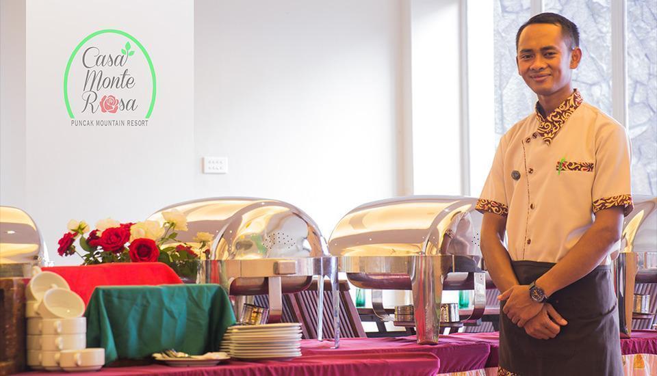 Casa Monte Rosa Hotel Cianjur - Service