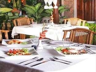 Restu Bali Hotel Bali - Restoran