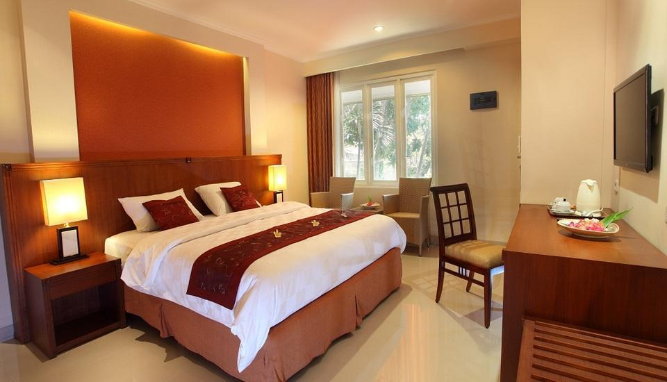 Restu Bali Hotel Bali - Deluxe Double