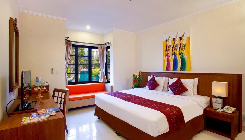 Restu Bali Hotel Bali - Deluxe Double Melati