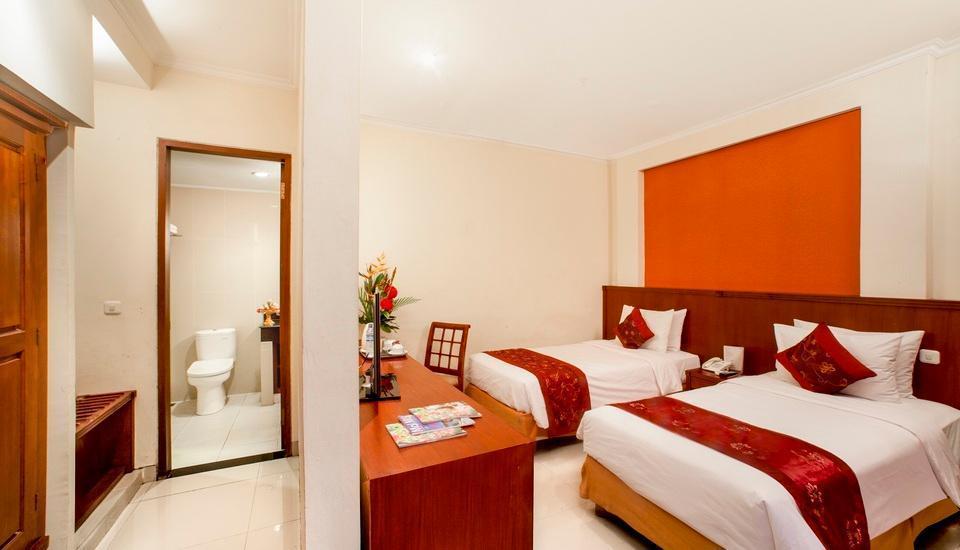 Restu Bali Hotel Bali - Superior Twin Bed
