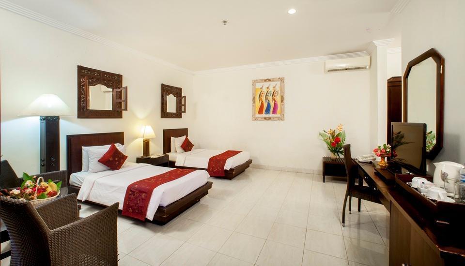 Restu Bali Hotel Bali - Super Deluxe Twin