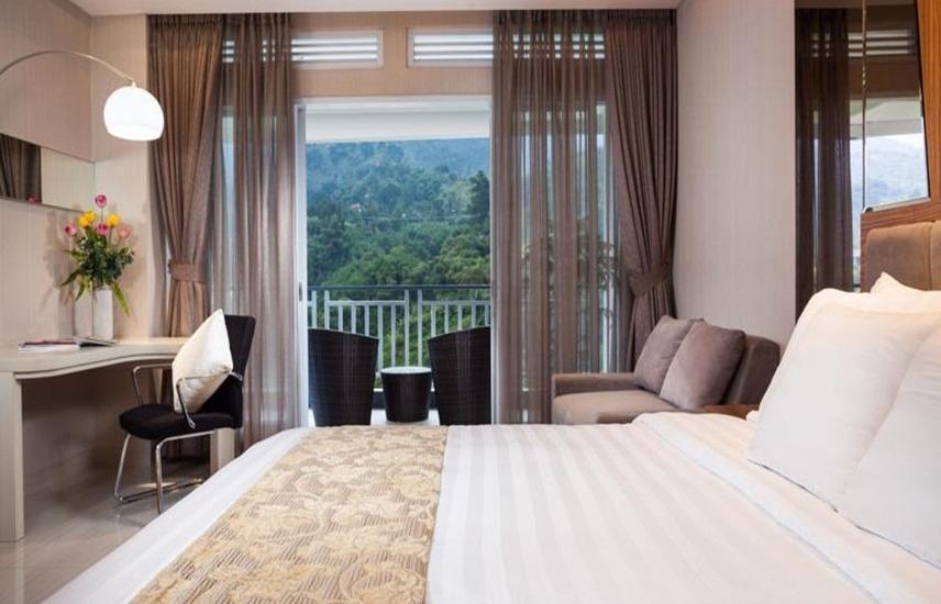 Sahid Eminence Hotel Convention & Resort Cianjur - Kamar tamu