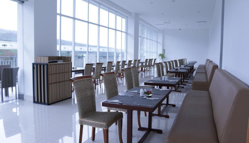 Sahid Eminence Hotel Convention & Resort Cianjur - Restoran Veranda
