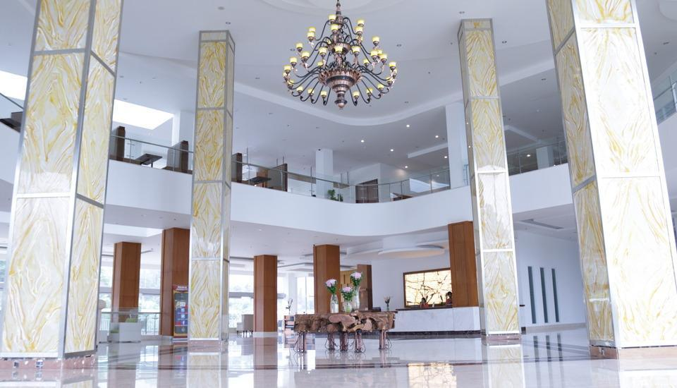 Sahid Eminence Hotel Convention & Resort Cianjur - Lobbi