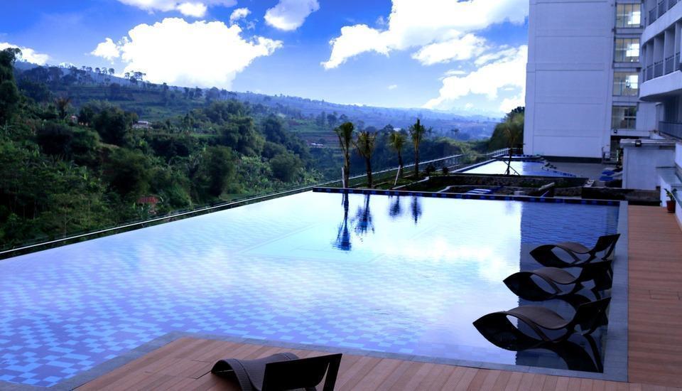 Sahid Eminence Hotel Convention & Resort Cianjur - Kolam Renang