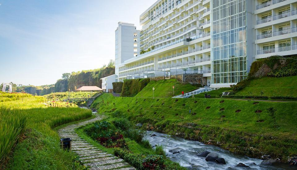 Sahid Eminence Hotel Convention & Resort Cianjur - River View