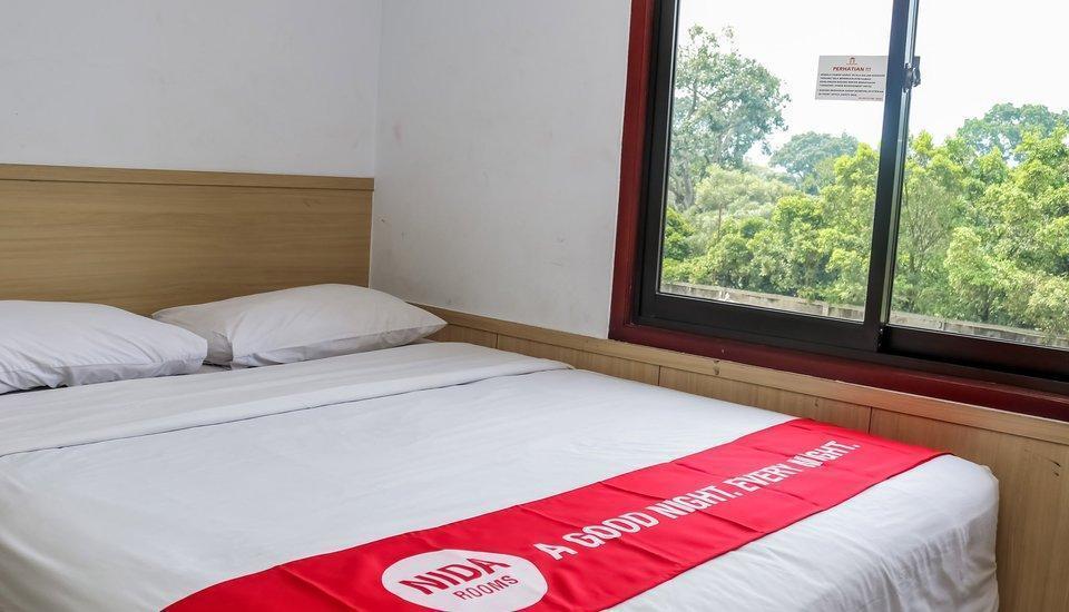 NIDA Rooms Bandung Paris Van Shopping Ciumbuleuit - Kamar tamu