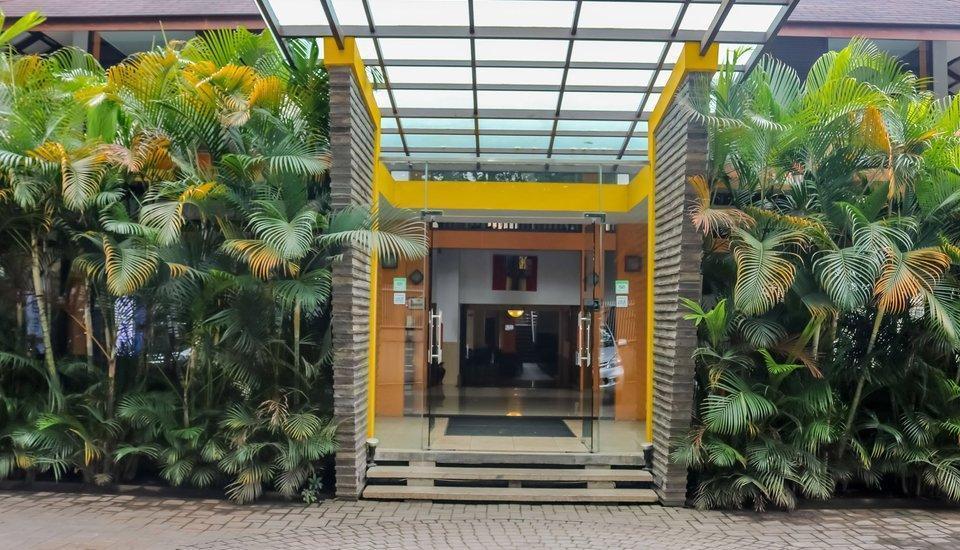NIDA Rooms Bandung Paris Van Shopping Ciumbuleuit - Eksterior