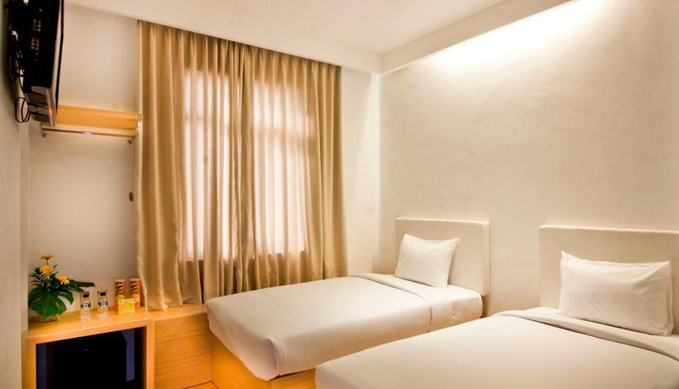 Kimono Hotel Bali - Deluxe Twin Room with Breakfast Basic Deal