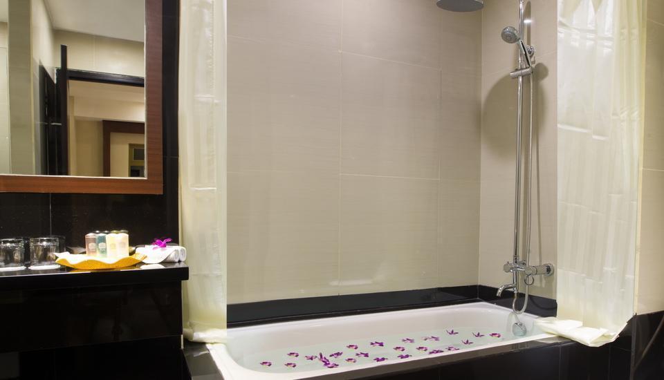 Best Western  Makassar - Bath Room