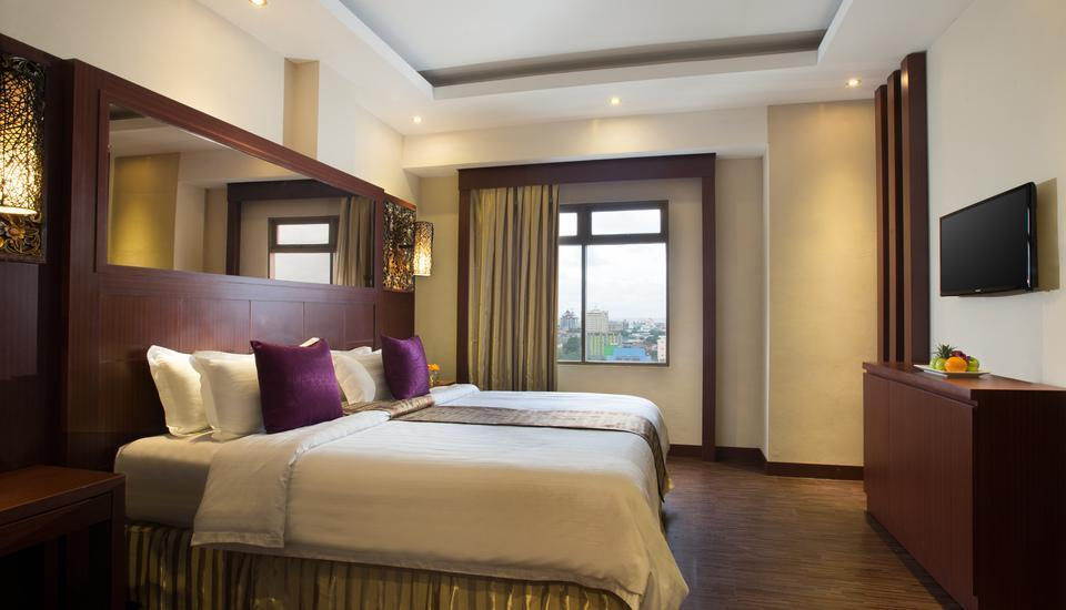 Best Western  Makassar - Suite Room  Weekend Getaway Disc 15% !!