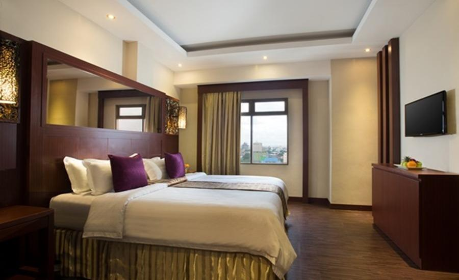 Best Western  Makassar - Deluxe Double Room Only Basic Deal 10%