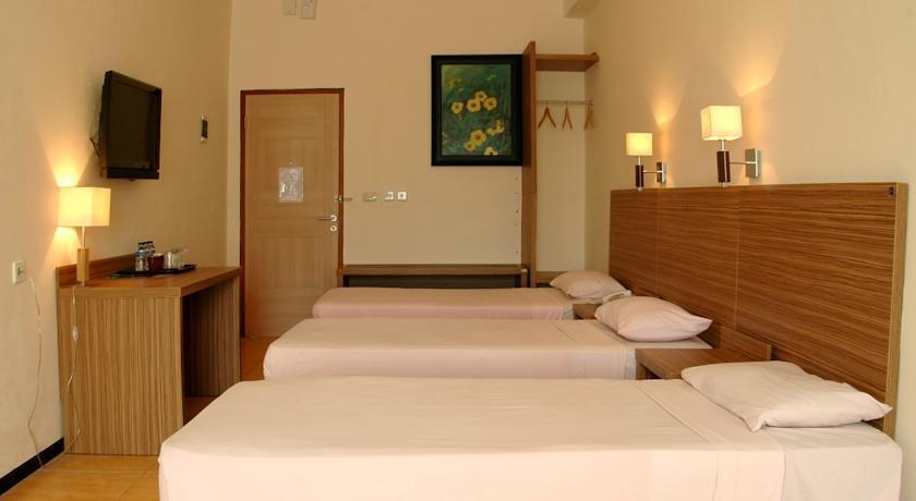 Pondok Jatim Park Malang - Triple room