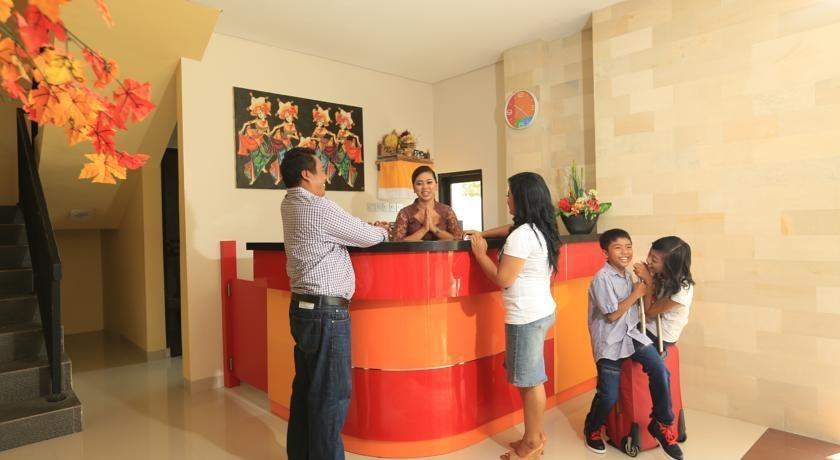 Bali Mega Hotel Bali - Resepsionis