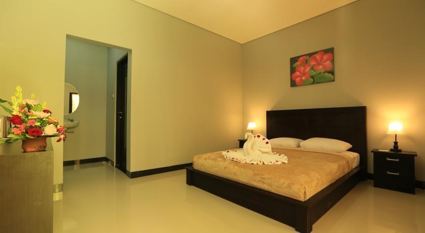 Bali Mega Hotel Bali - Kamar tidur double