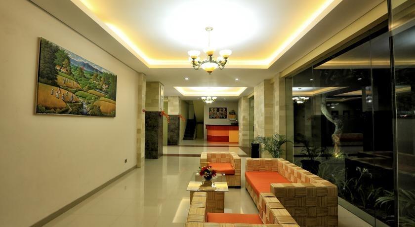 Bali Mega Hotel Bali - area Lobi