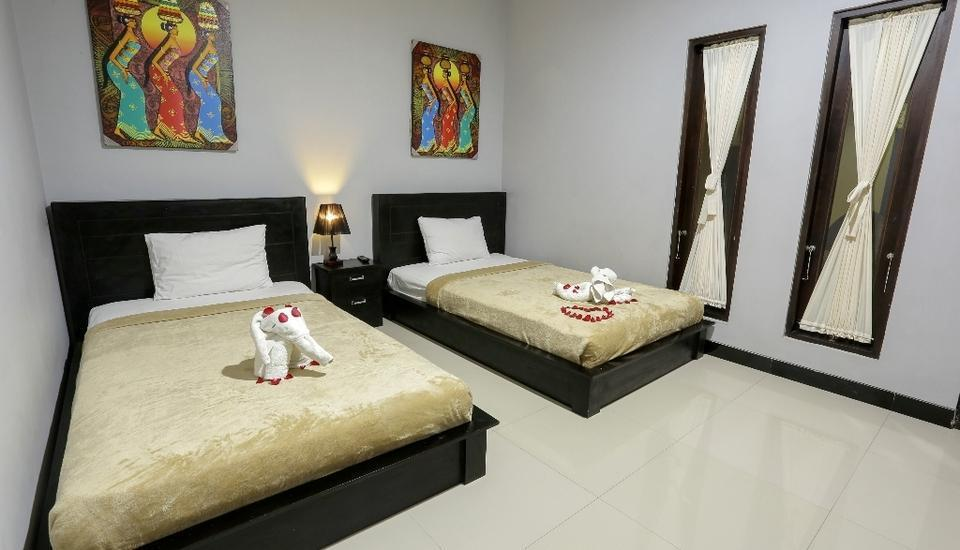 Bali Mega Hotel Bali - Kamar tamu