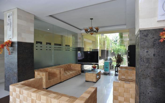 Bali Mega Hotel Bali - Lobi