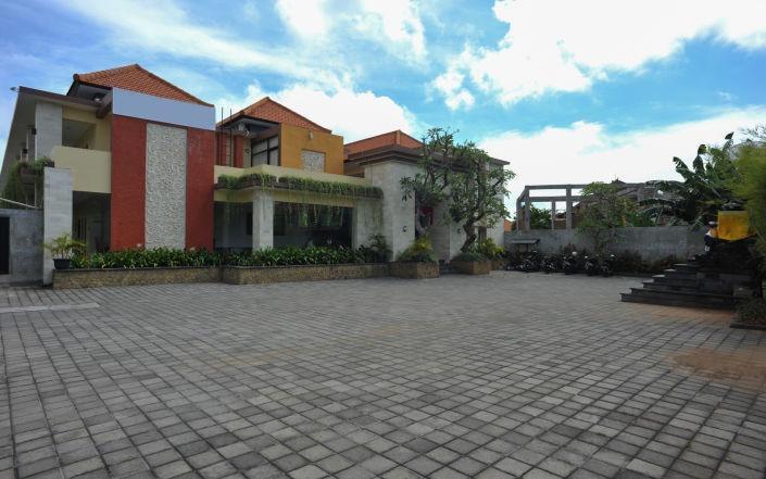 Bali Mega Hotel Bali - Kolam Renang