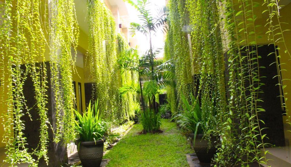 Bali Mega Hotel Bali - Taman
