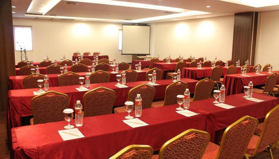 Ameera Hotel Pekanbaru - Interior