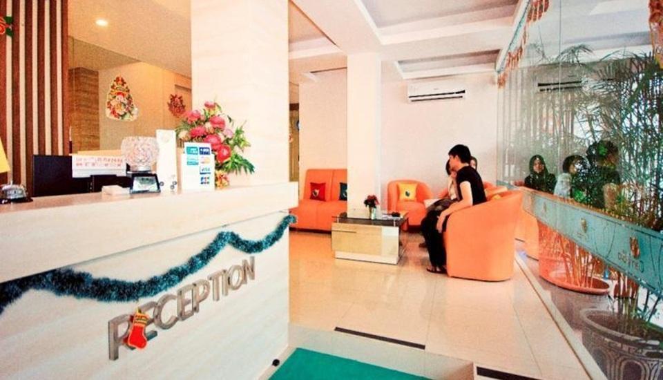 Hotel Graha Cempaka Surabaya - Lobi