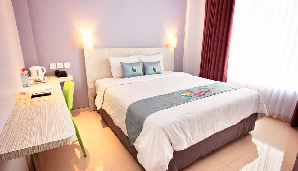 Hotel Graha Cempaka Surabaya - Kamar type superior