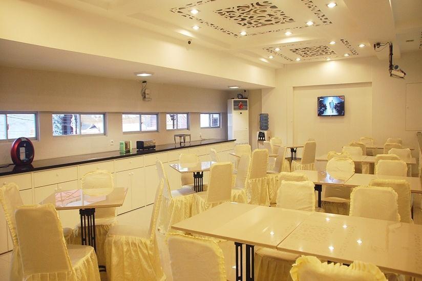Gandhi Inn Medan - Ruang Rapat
