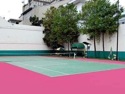 Emerald Garden Hotel Medan - Lapangan Tenis